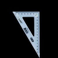 Косинець 140 мм, 90°/60°, тонований, асорті