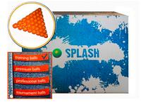 """ОСЕНЬ Шары """"SPLASH"""" для Пейнтбола 0.68 калибр ящик 2000 шт Пейнтбольные шары"""