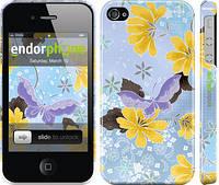 """Чехол на iPhone 4 Лето """"2846c-15"""""""