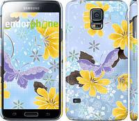 "Чехол на Samsung Galaxy S5 Duos SM G900FD Лето ""2846c-62"""
