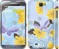 "Чехол на Samsung Galaxy Note 2 N7100 Лето ""2846c-17"""