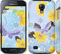 "Чехол на Samsung Galaxy S4 mini Лето ""2846c-32"""