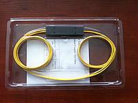 Сплиттер оптический 1х2 корпусной