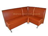 Угловой диван Кафе