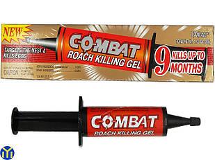 Шприц-гель Combat, от тараканов 30г