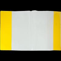 Обкладинка для підручника з клапаном 270*505мм, PVC, фото 1