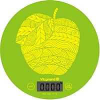 Весы кухонные электронные 5 кг (без чаши) Яблоко ViLgrand VKS-519_Apple