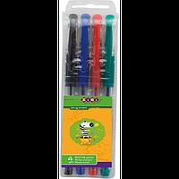 Набір з 4-х гелевих ручок