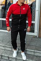 Спортивный костюм Nike Air. Мужской утепленный спортивный костюм. ТОП качество!!!Реплика., фото 1