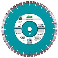 Круг алмазный отрезной круг по бетону 1A1RSS/C3 350x3,5/2,5x15x25,4-24-HIT Technic Advanced