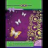 Набір кольорового паперу самоклеючого Металік, 7аркушів А5: 7кольорів