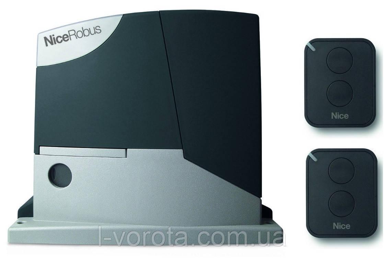 Nice RB 600 комплект автоматики для откатных (сдвижных) ворот (макс. вес ворот 600 кг)