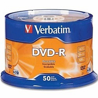 Диск DVD-R, 4.7Gb, 16х, Wrapped Matt Silver, Srink (50)