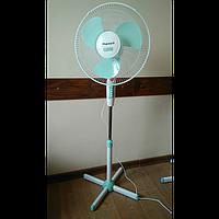 Вентилятор підлоговий (2 шт в уп., 45 Вт) ViLgrand VF401_mentol