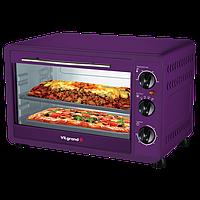 Пiч електрична 48 л; 2 кВт ViLgrand VEO482_violet