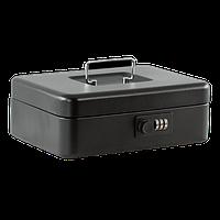Скринька для грошей 25см, чорний