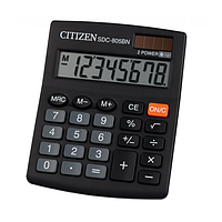 Калькулятор Citizen SDC-805BN, 8 розрядів