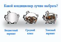 Какой кондиционер лучше выбрать?
