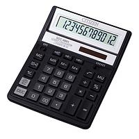 Калькулятор Citizen SDC-888 ХBK, 12 розрядів, чорний
