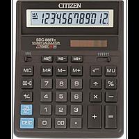 Калькулятор Citizen SDC-888T, 12 розрядів