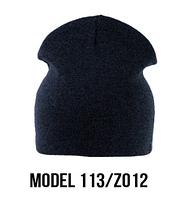 Шапка Ozzi shovel №113RP, шапка-колпак джинс/zo12
