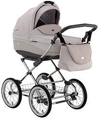 Детская коляска универсальная 2 в 1 Roan Emma E-78 (12 дюймов) (Роан Эмма, Польша)
