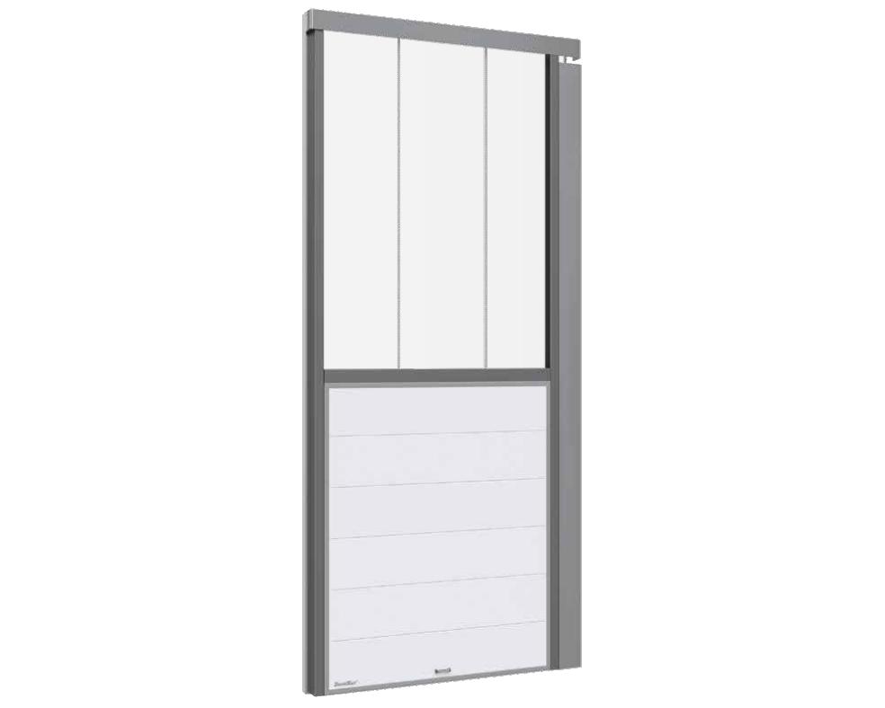 Дверь подъемная вертикальная для охлаждаемых помещений DoorHan IsoDoor IDV