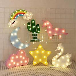 Ночники,светильники и фонарики