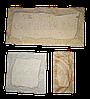 """Плитка Руст песчаник """"Старый город"""" KLVIV ширина 12 см., лицевая сторона скол/лицо спил"""