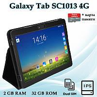 "Бюджетный! 4G Планшет Galaxy Tab SC1013 10.1"" IPS 2/32GB GPS + Чехол-книжка + Карта 32GB"