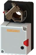 Електропривод без поворотної пружини Gruner 227S-024-05-S1