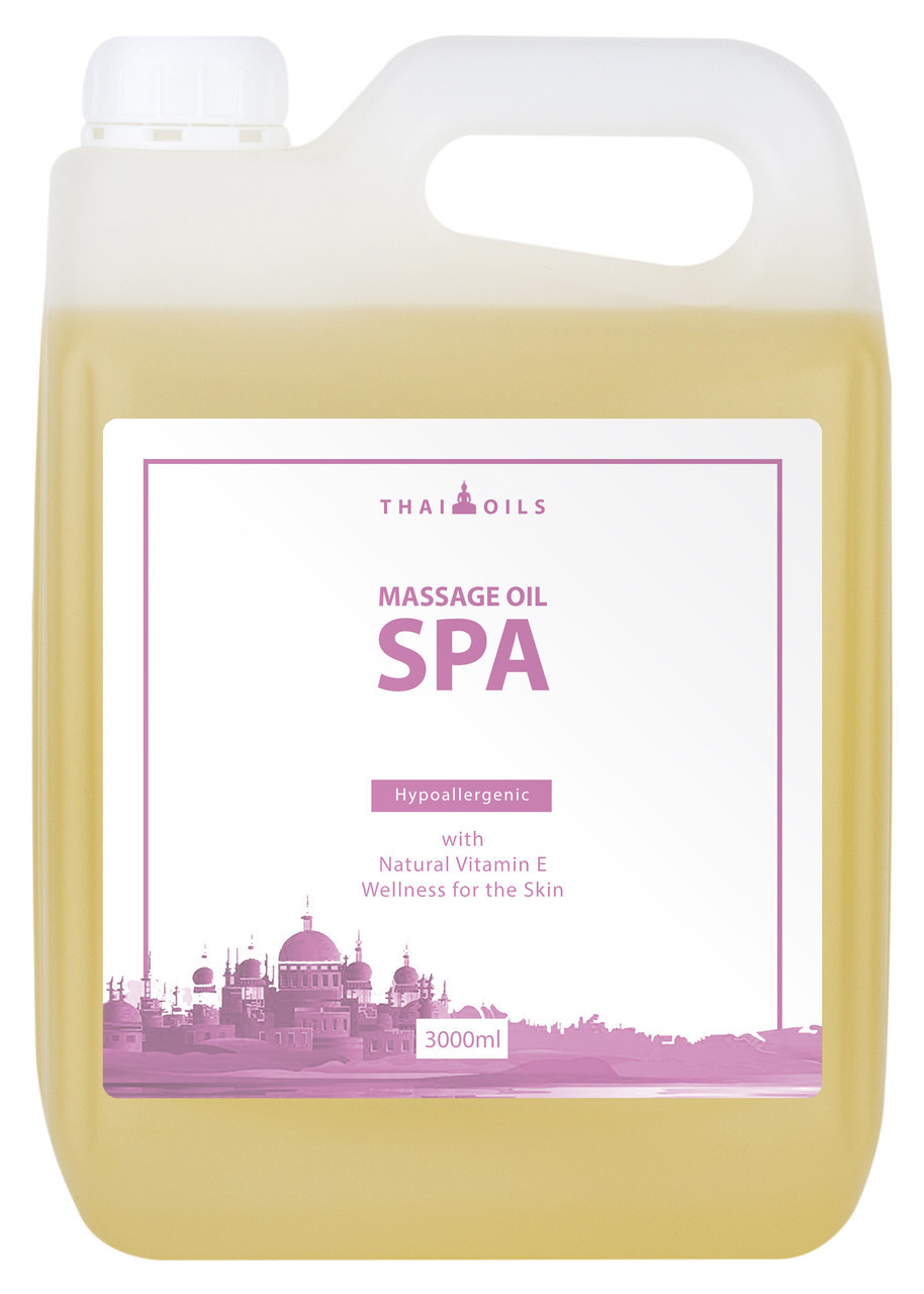 Профессиональное кокосовое массажное масло «Spa» 3000 ml