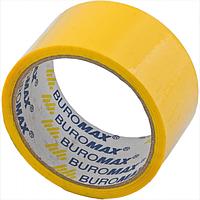 Клейка стрічка пакувальна 48мм x 35м, жовтий