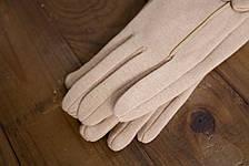Женские стрейчевые перчатки маленькие 112S1, фото 2