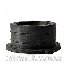 >Уплотнитель под колбу кальяна с юбкой резиновый черный