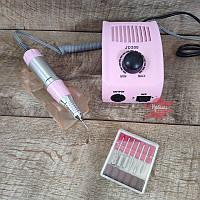 Фрезер для маникюра Electric drill JDA 206, 30 000 об/мин, 35 Вт, фото 1