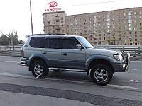 Дефлектора окон TOYOTA Land Cruiser Prado 90 1996-2002