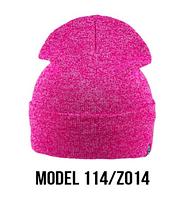 Шапка Ozzi shovel №114RP, шапка-колпак розовый/zo14