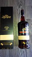 Гватемальский темный ром Закапа 23 года выдержки/ Ron Zacapa 23 в ПУ 1л, фото 1