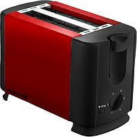 Тостер 700 Вт (таймер) ViLgrand VT0725_red