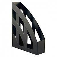 Лоток пластиковий вертикальний, JOBMAX, чорний