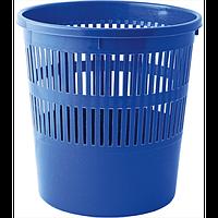 Корзина для паперів з прорізами, JOBMAX, синій