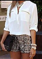 Женская модная рубашка  ЭС058