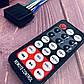 Автомагнитола 1DIN MP3-3228D RGB/Съемная панель, фото 3