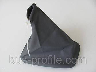 Чехол рычага КПП (серый) MB Sprinter CDI 00-06 — SOLGY — 303017