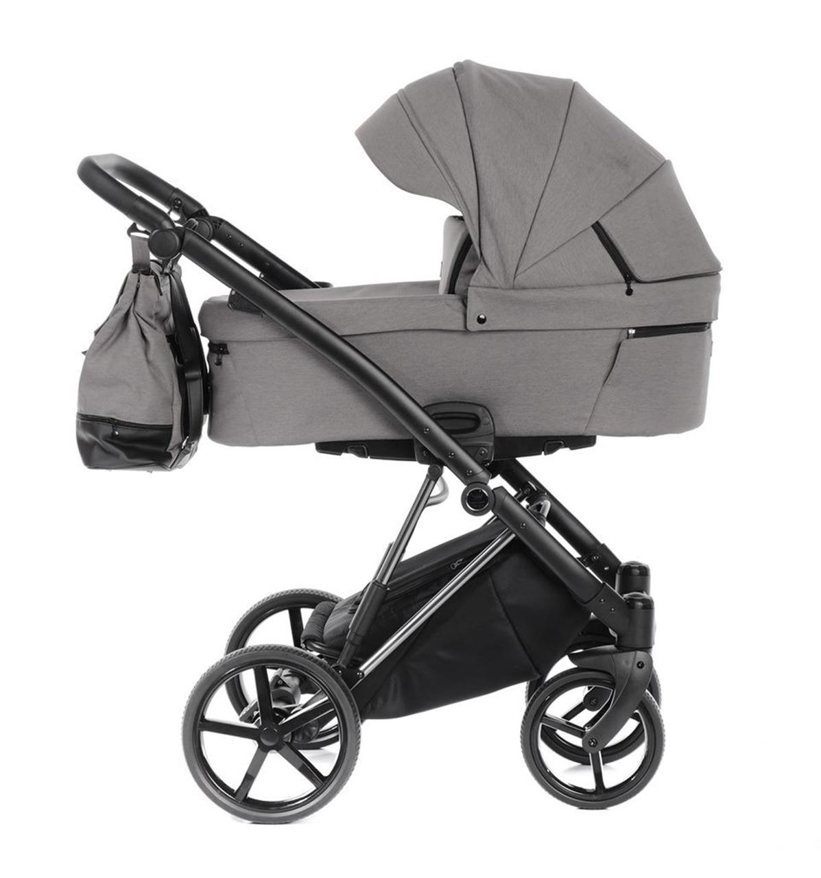 Дитяча коляска 2 в 1 Tako Artemo 02 Dark Grey