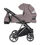 Дитяча коляска 2 в 1 Tako Artemo 02 Dark Grey, фото 3