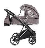 Дитяча коляска 2 в 1 Tako Artemo 02 Dark Grey, фото 9