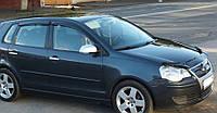 Дефлектора окон Volkswagen Polo IV 5d 2004-2009