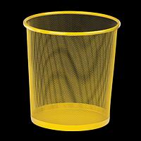 Корзина для паперу, жовта